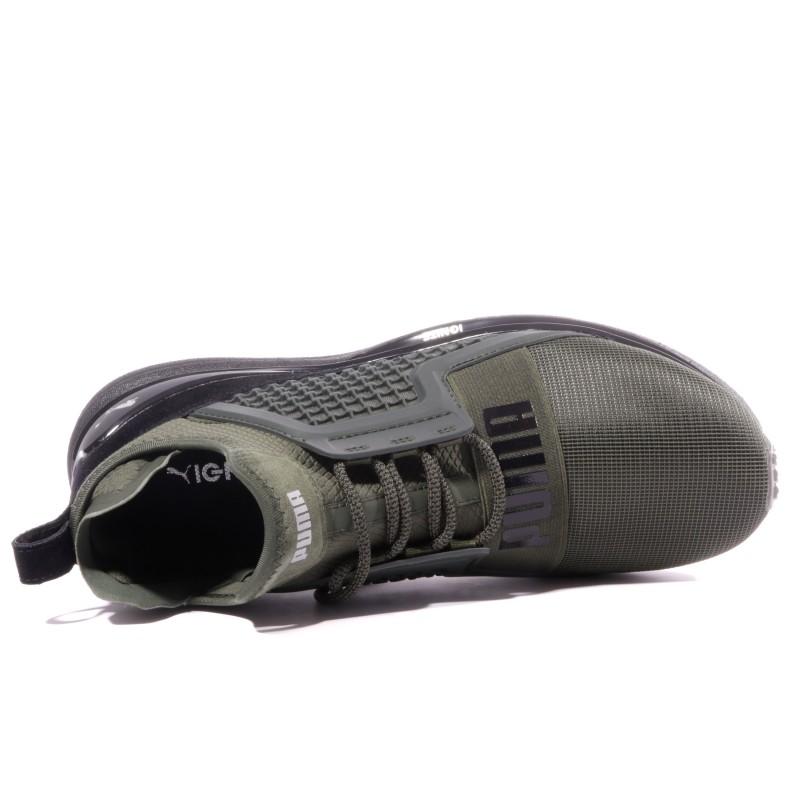 puma chaussures kaki