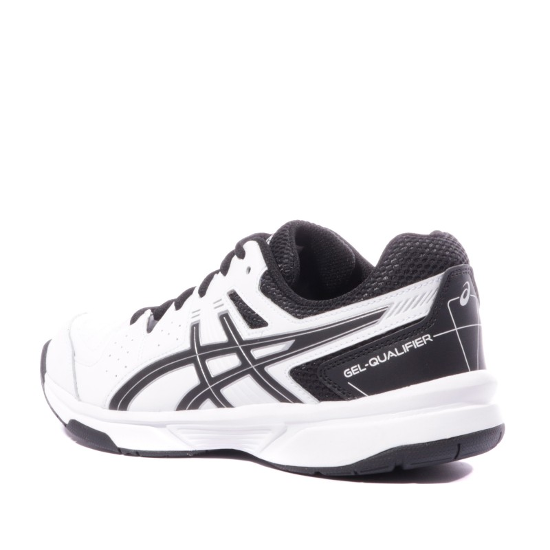 2 Asics Tennis Chaussures Blanc Gel Qualifier Homme e29YEWHID