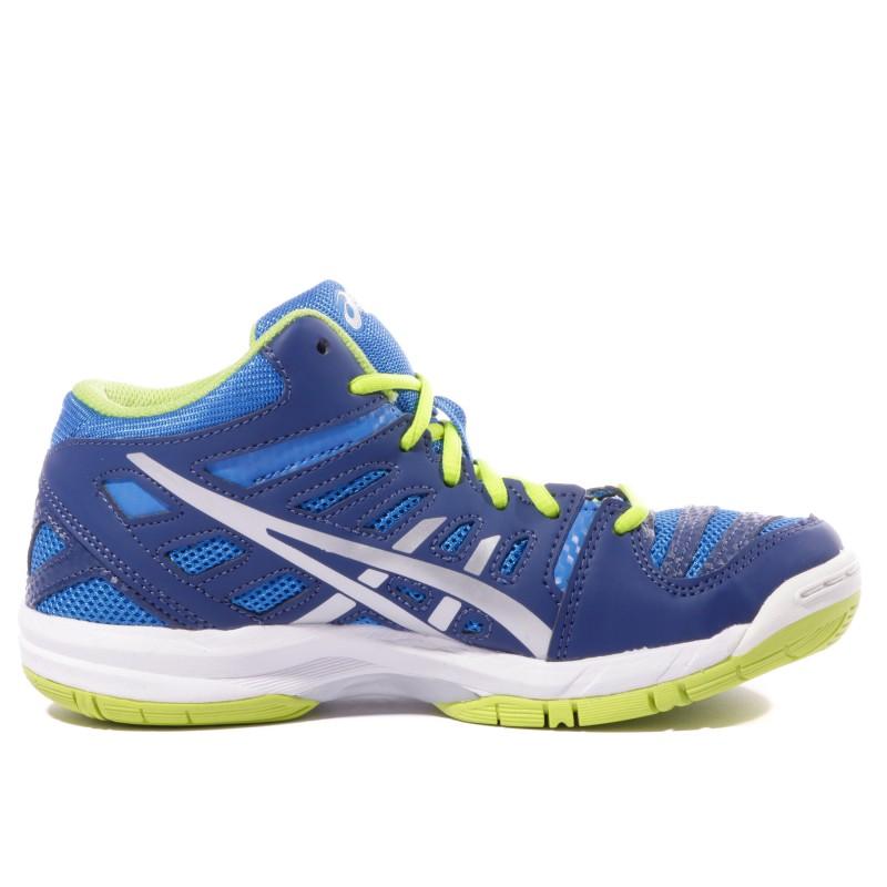 Gel Beyond 4 GS Fille Femme Chaussures Volley Ball Bleu Asics