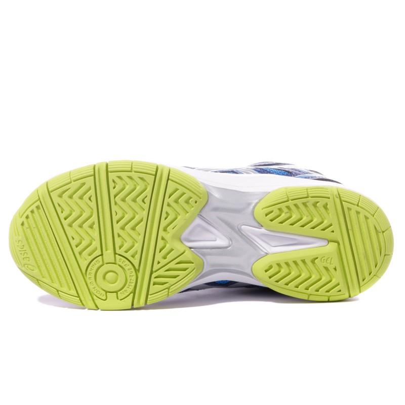 belles chaussures meilleur pas cher officiel de vente chaude Gel Beyond 4 Montante Garçon Chaussures Volley-Ball Bleu Asics