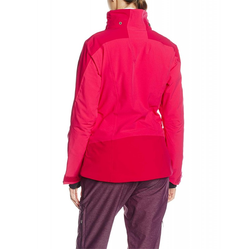 Femme Icerocket Veste Rose Ski Salomon nwPk08OX