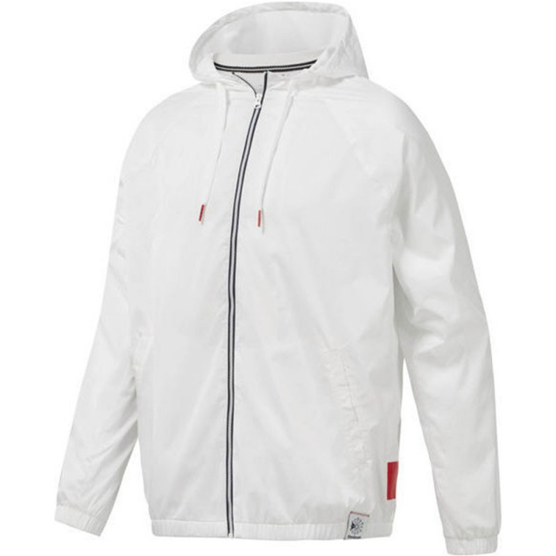 Vent Coupe Homme Homme Blanc Coupe Reebok Blanc Coupe Vent Reebok gY6f7yb