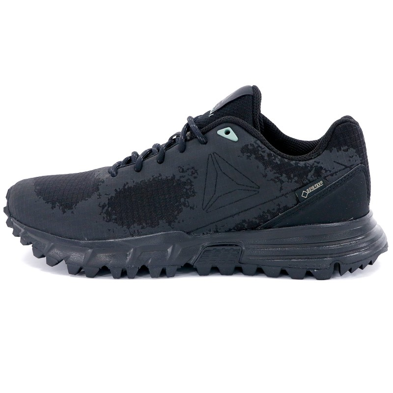 6 Femme Chaussures Trail Reebok 0 Noir Sawcut Gtx 0Nnm8w