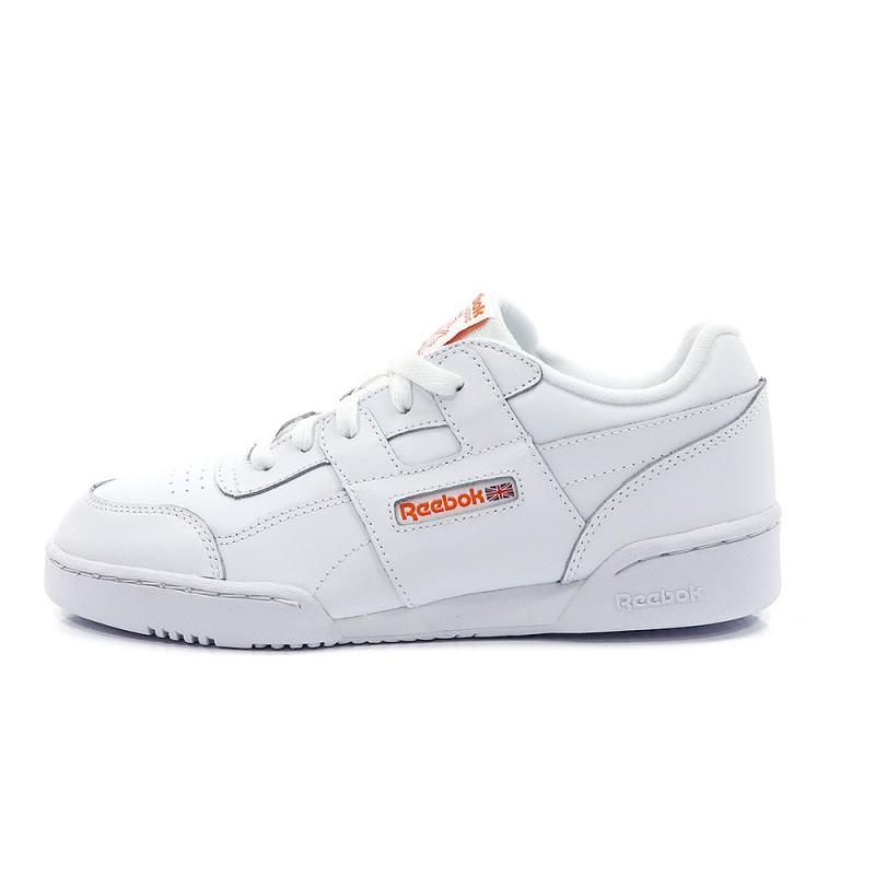 Workout Plus Garçon Fille Chaussures Blanc Reebok