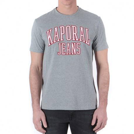 Parc Homme Tee-Shirt Gris Kaporal