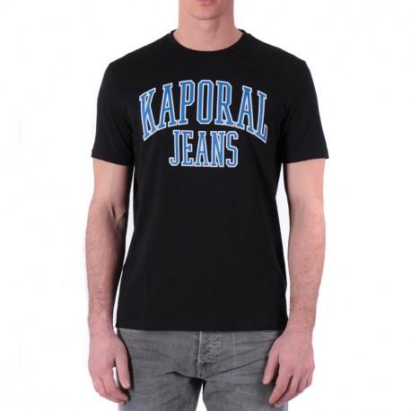 Parc Homme Tee-Shirt Noir Kaporal