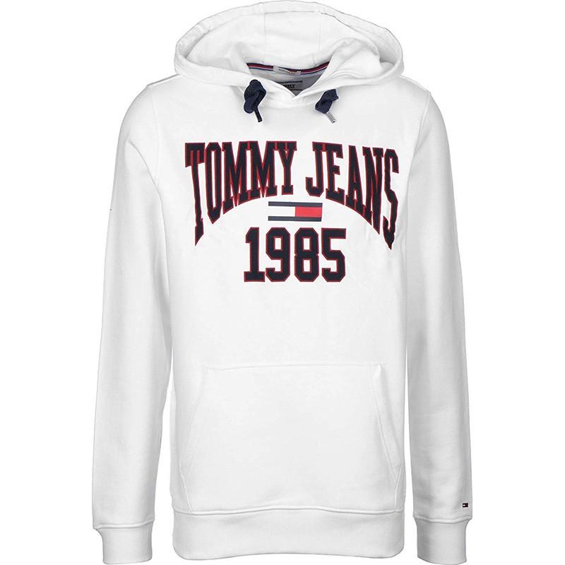 Détails sur TJM Essential Homme Sweat Rouge Tommy Hilfiger Rouge
