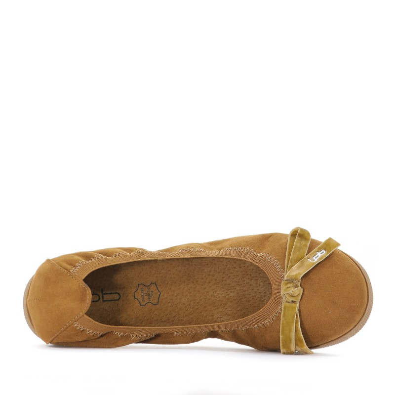 Chaussures Petites Emma Bombes Les Femme Camel 7v6gYbfy