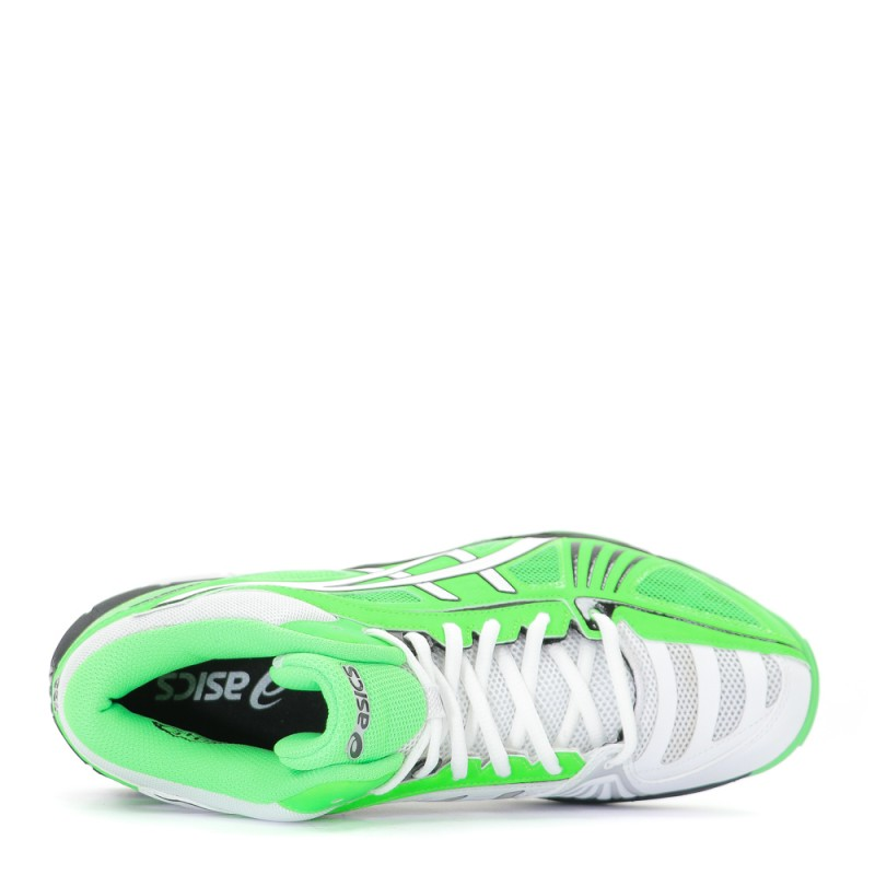 Homme Volley Vert Ball Gel Asics Elite Chaussures 2 Montante zMVSUqp