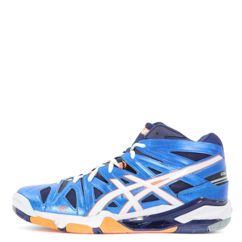 asics montante homme