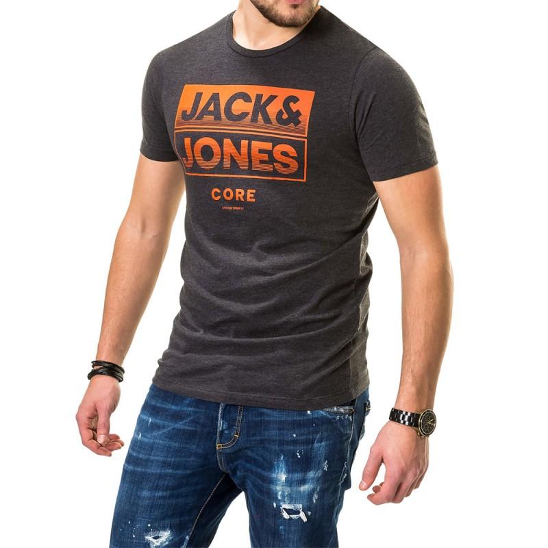 Shirt Gris Homme Jcovulture Jones Jackamp; Tee X0wk8nPO