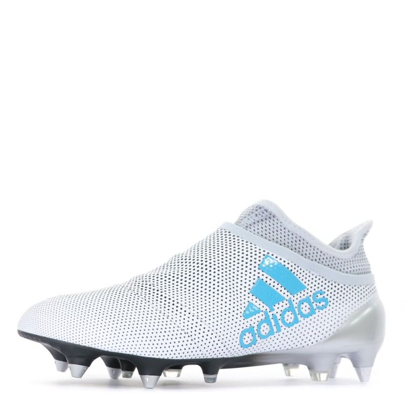 17c5c7907103 Ace 17+ Purecontrol FG Homme Chaussures Football Gris Adidas