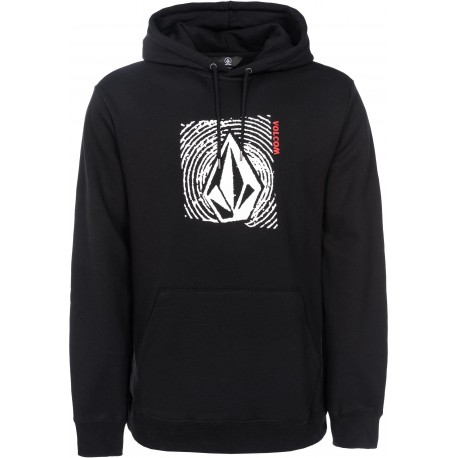 sweat a capuche volcom homme