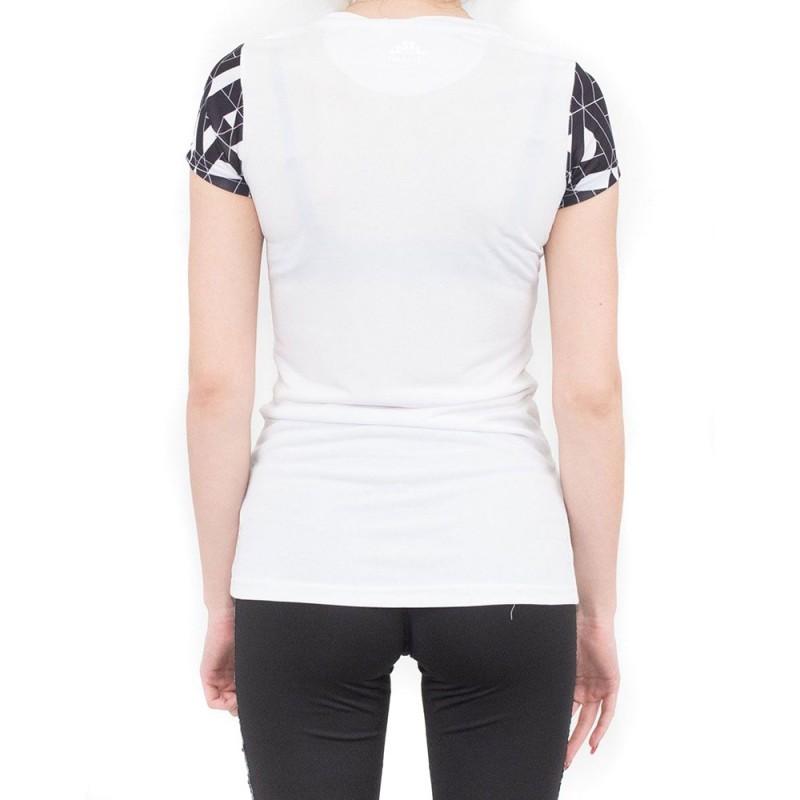 Felix V2 Femme Tee-shirt Sport Blanc Slazenger