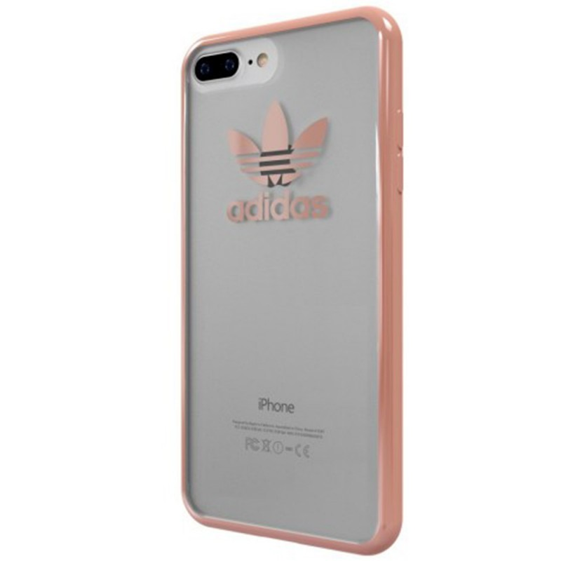 coque iphone 7 noir rose