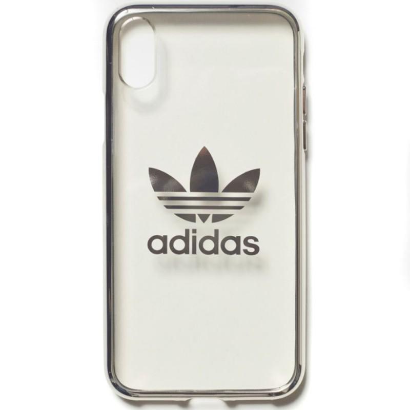 coque iphone 8 telephone gris adidas