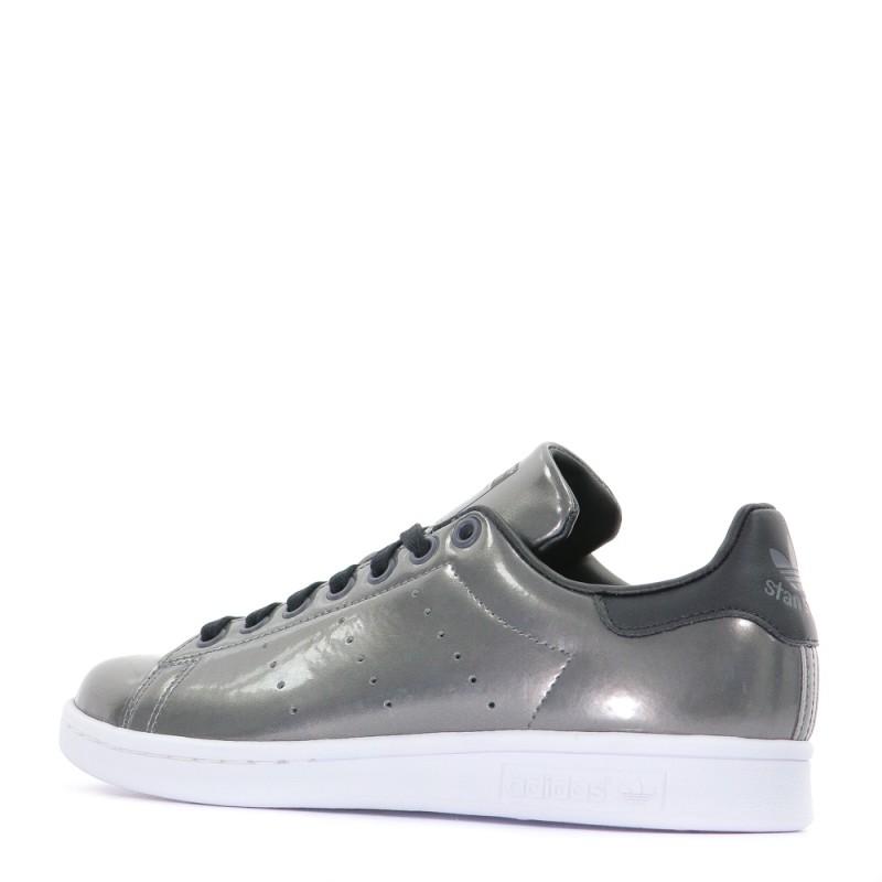 Stan Smith Adidas Baskets gris métallisé | Espace des Marques
