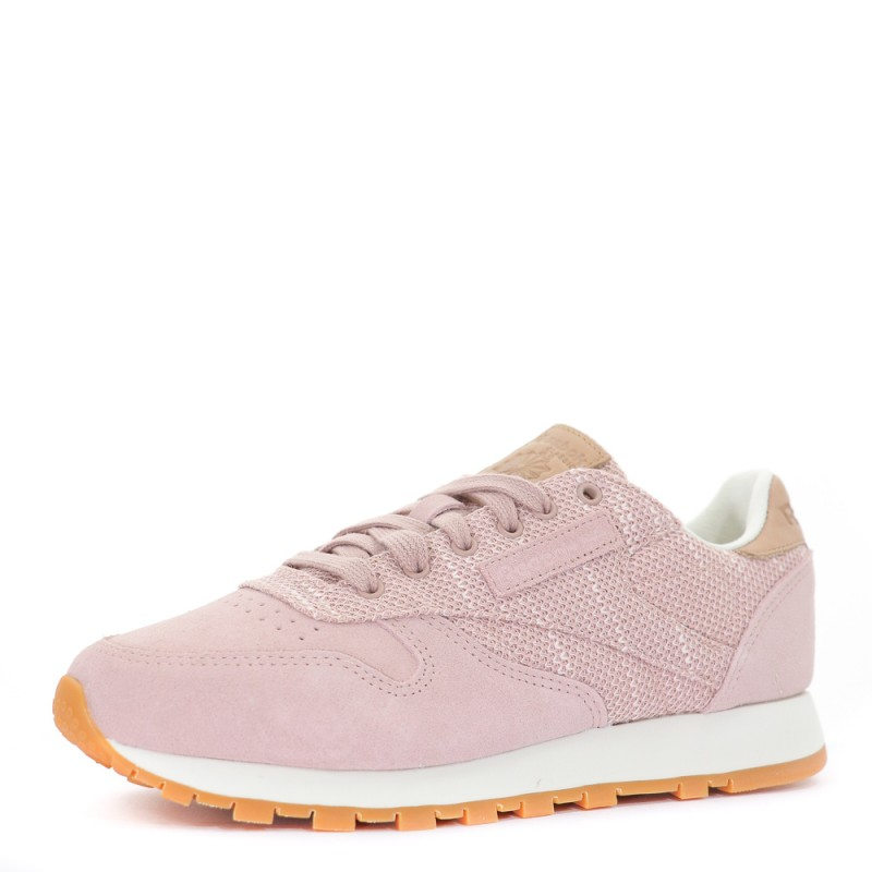 Chaussures Des Marques Reebok RoseEspace Leather Ebk Femme Classic XikuTOZP