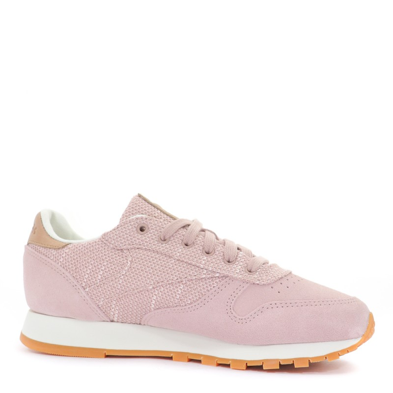 Classic Leather EBK Chaussures femme Reebok rose | Espace
