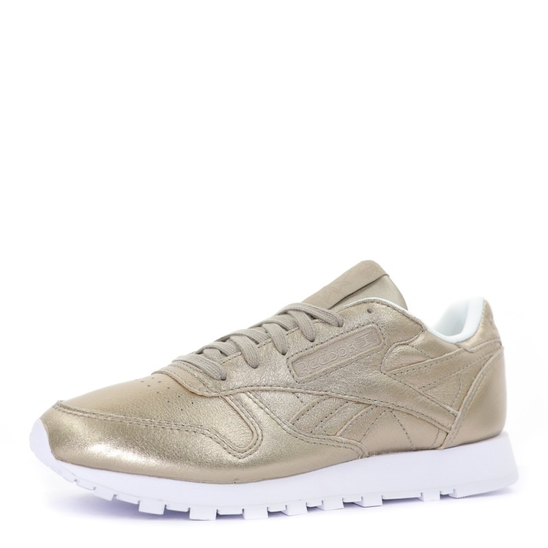 3879c71233e2c Classic Leather Melted Metals Chaussures femme Reebok
