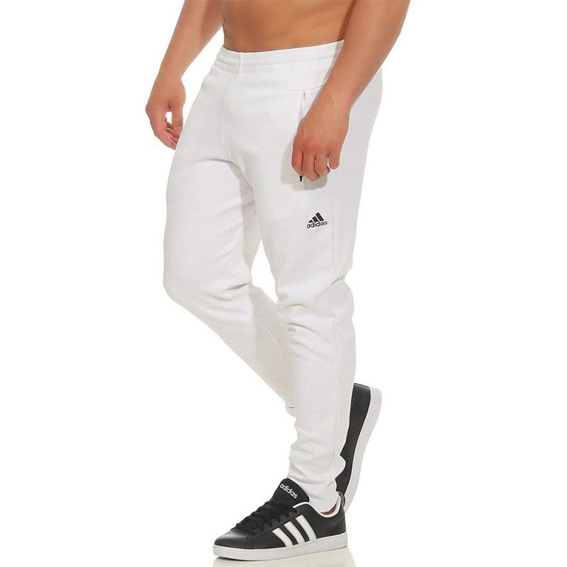 pantalon blanc homme adidas
