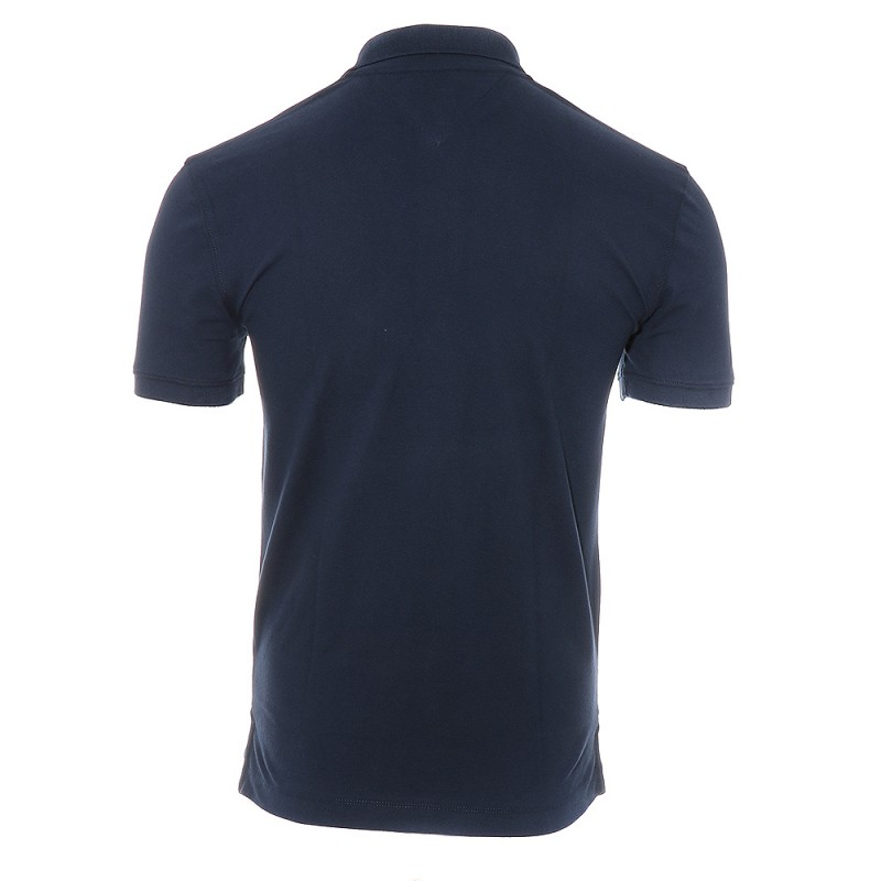 Tommy Hilfiger Tjm Tommy Classics Solid Polo Shirt in Blue