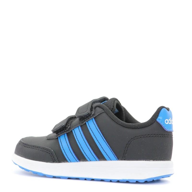 les plus récents Bons prix vente chaude pas cher VS Switch 2CMF Bébé Garçon Chaussures Noir Adidas