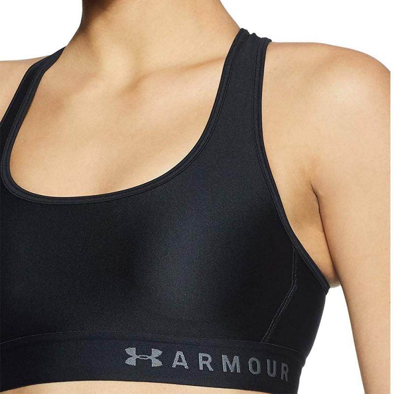 Crossback Brassière Femme Sport Noir Under Armour