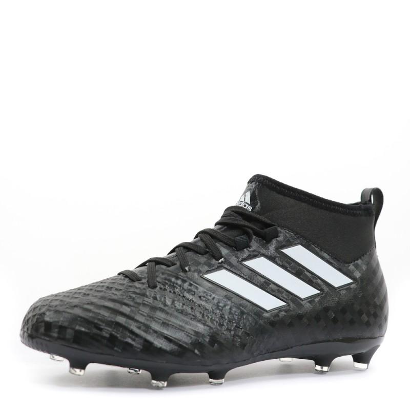 adidas chaussure de foot noire montante