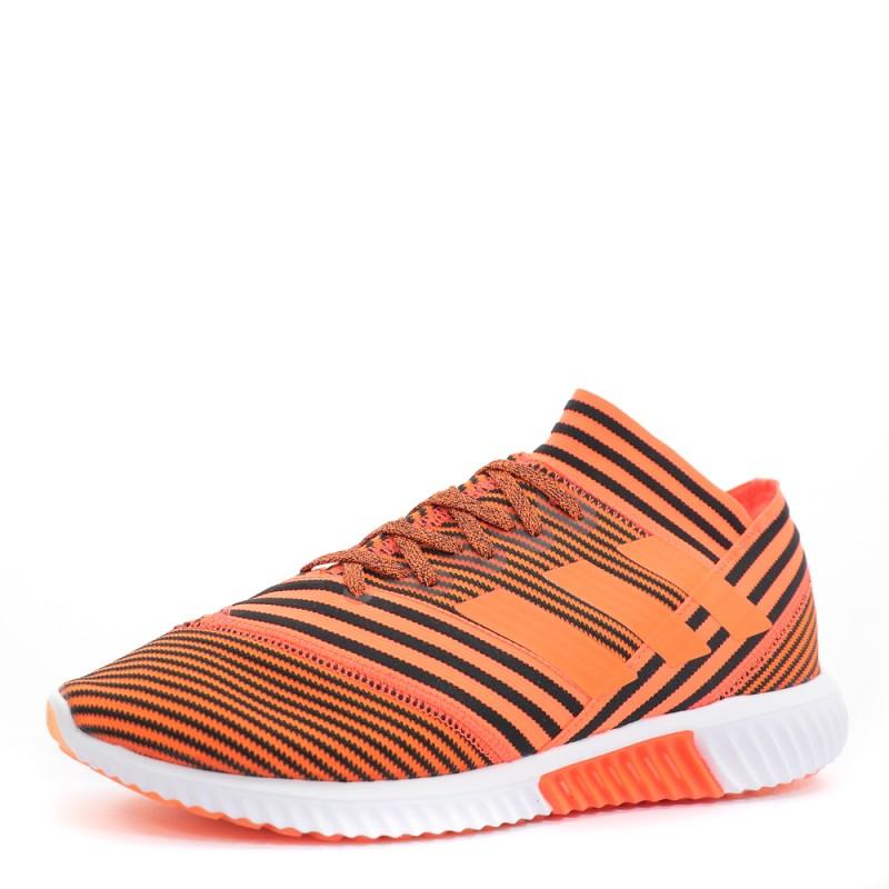 new york 0dfe1 b37f6 Nemeziz Tango 17.1 TR Homme Chaussures Futsal Orange Adidas