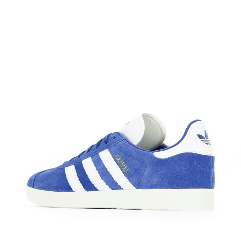 Gazelle Homme Chaussures Bleu Adidas