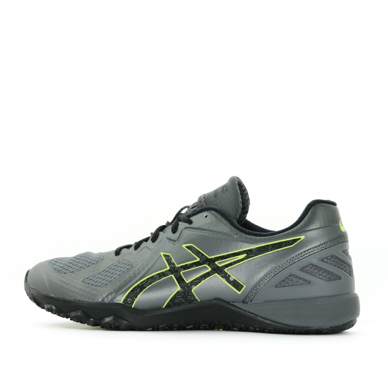 Homme Gris En Sport Chaussures Asics Conviction X Salle Nkw80ZOPnX