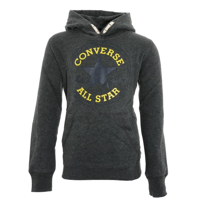 Core CTP Garçon Sweat Gris Converse
