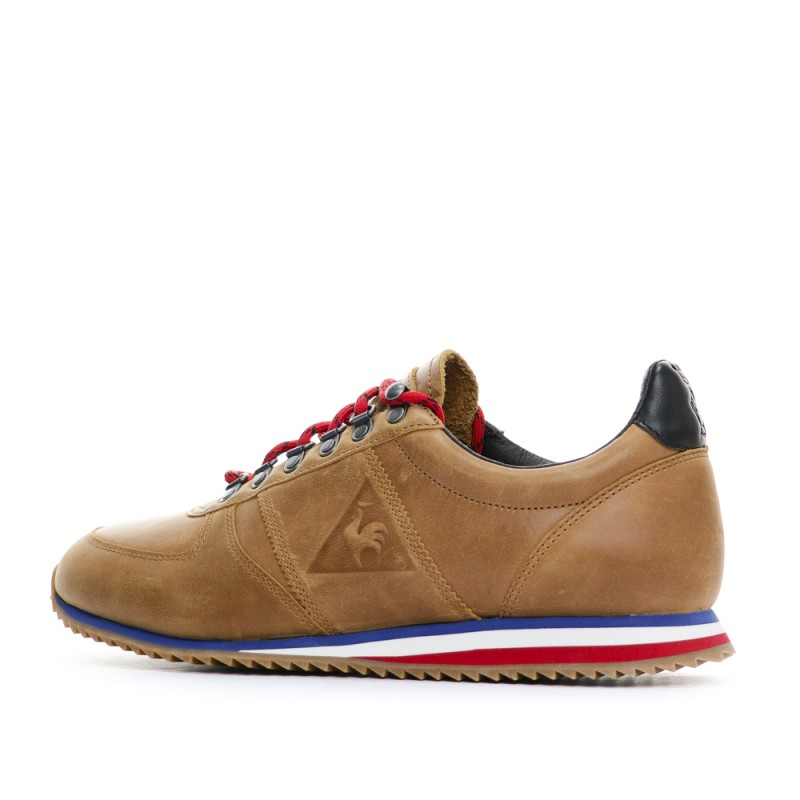 Chaussures Le Coq Sportif x Opinel cuir pas cher   Espace
