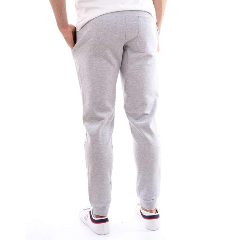 buy new cheap cheaper Pantalon Le Coq Sportif Homme Gris Pas cher | Espace des Marques