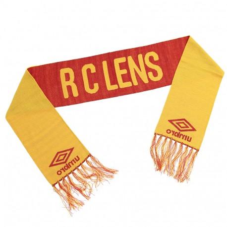 Echarpe RC Lens rouge/jaune Umbro