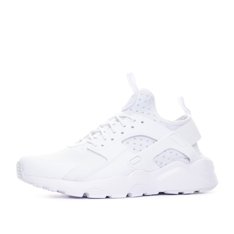 Nike Huarache blanches Sneakers homme pas cher
