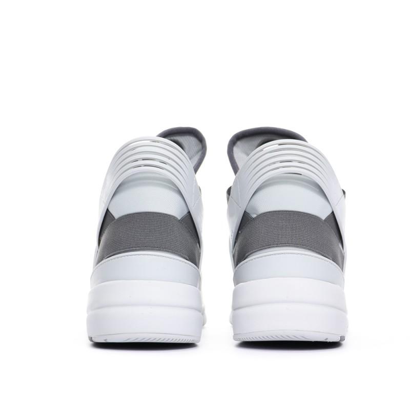Homme Grises Supra Cher Espace Marques Des Pas Sneakers 76Yvfybg