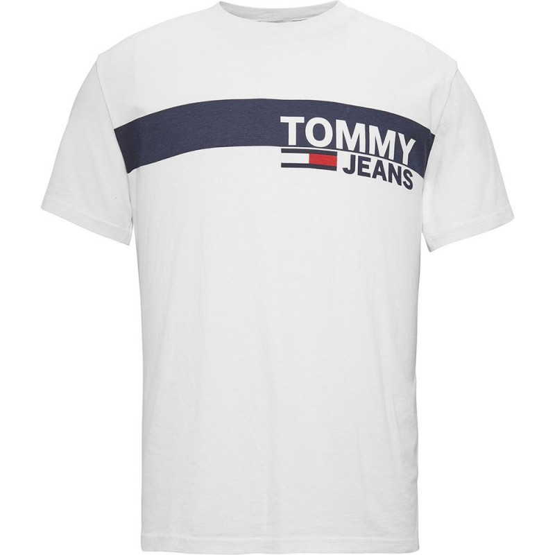 Tommy Hilfiger T shirt Blanc