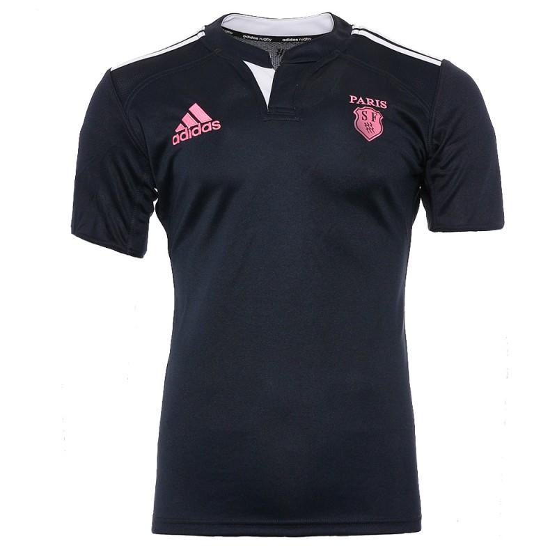 Maillot Bleu Paris Stade Français Rugby Homme Adidas Maillots de