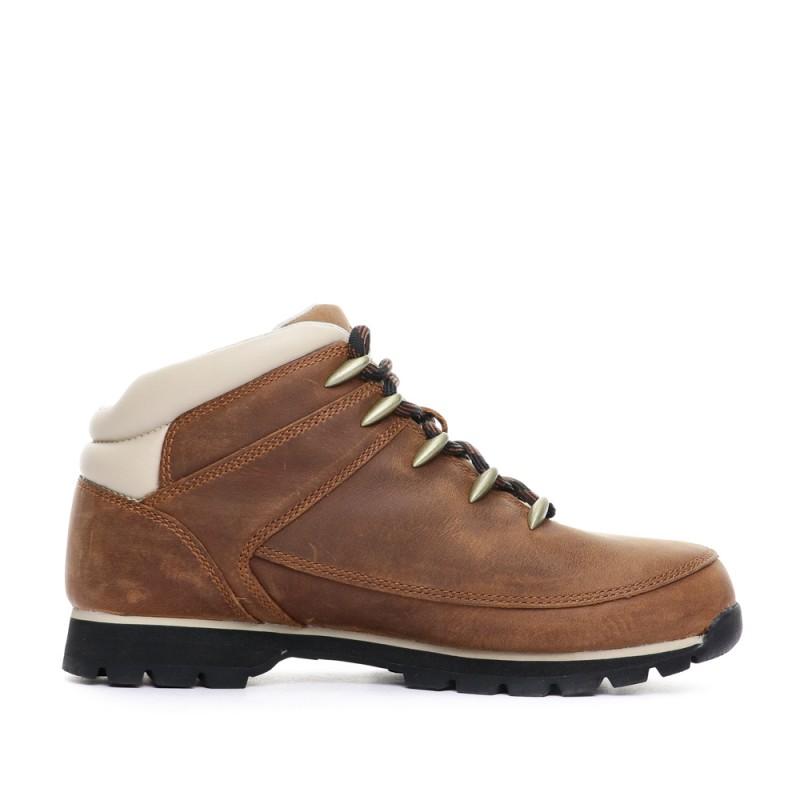 Boots marrons homme Timberland pas cher | Espace des Marques