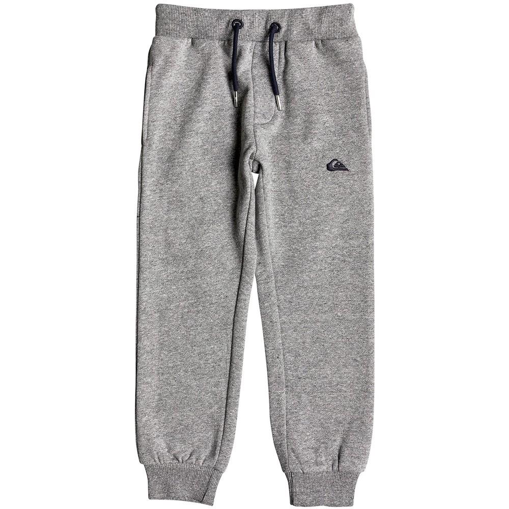 Gris Quiksilver Ohope Carve Gar/çon Enfant 8-16 Ans Pantalon de Jogging