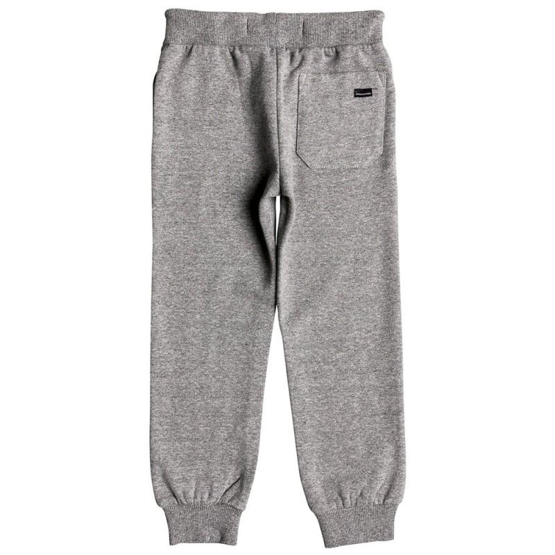 pantalon-de-jogging-gris-garçon-quiksilver-vue-devant