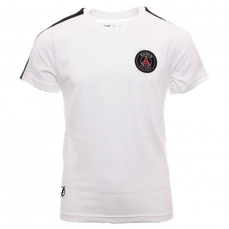 Dc Mbappé Football Action Flash Blanc Garçon Shirt Psg Tee txshdQorBC