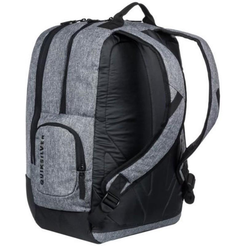 sac dos quiksilver gris pas cher espace des marques. Black Bedroom Furniture Sets. Home Design Ideas