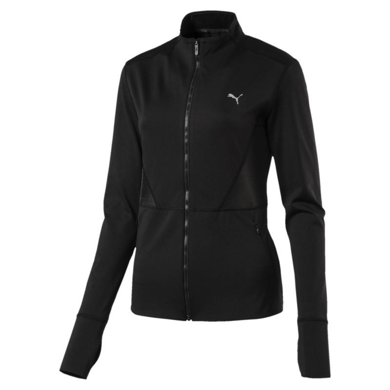 b02217c811 Veste de sport Noir Femme Puma pas cher | Espace des Marques