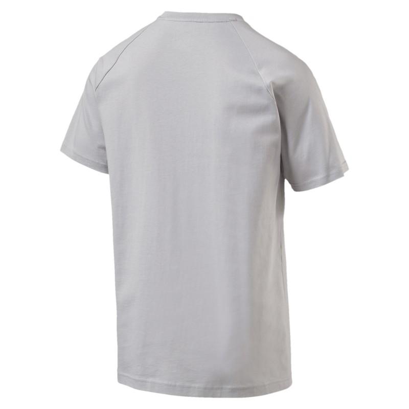 Mercedes-Petronas-T-shirt-gris-Homme-Puma-pas-cher