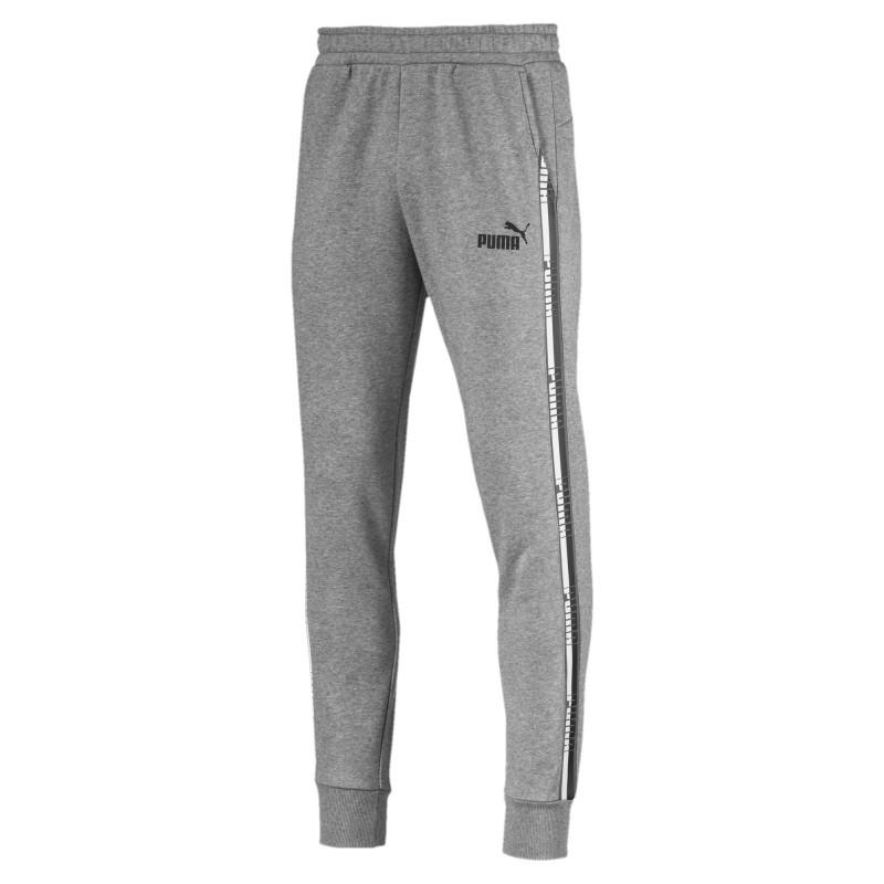 768e4b9bdf Pantalon de survêtement gris Homme Puma pas cher   Espace des Marques