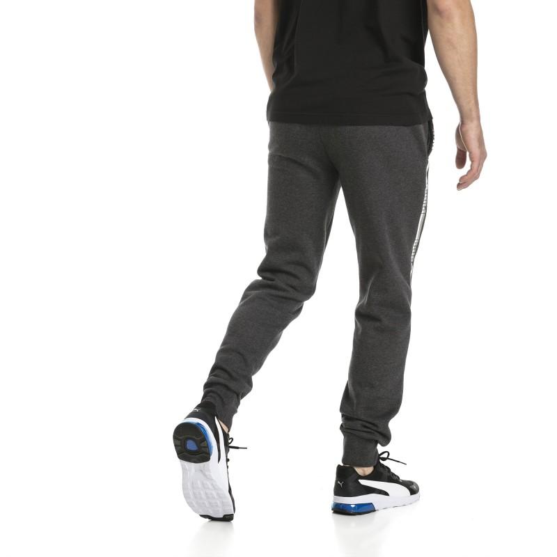 Pantalon de survêtement gris foncé Homme Puma pas cher | Espace des Marques