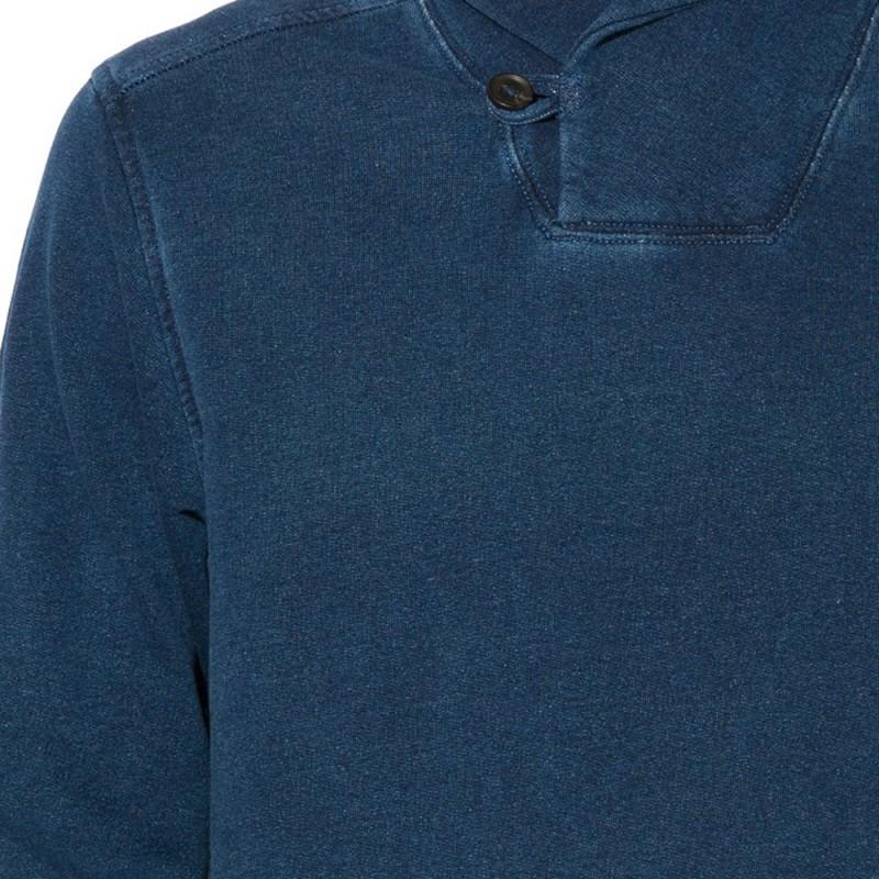 homme timberland bleu